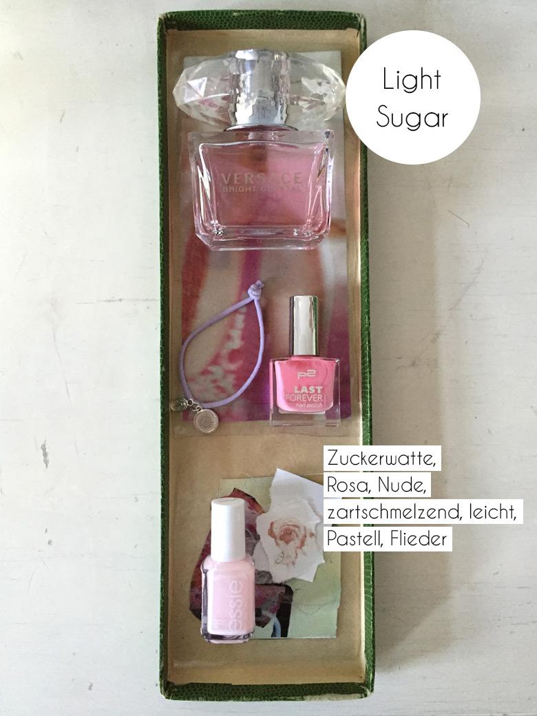 Beauty und Nagellack Trendfarben Sommer 2015