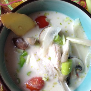 Tom Kha Gai Suppe Rezept