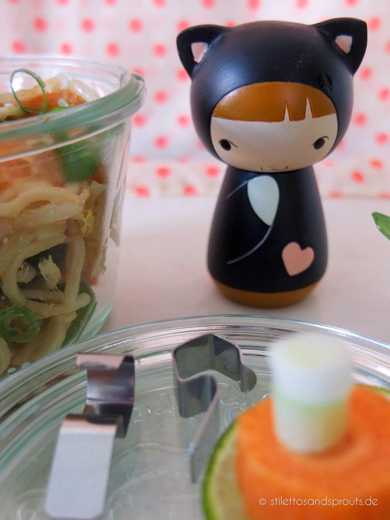 Peanut Sesame Noodles to go
