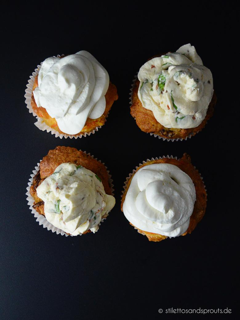 Herzhaft Cupcakes