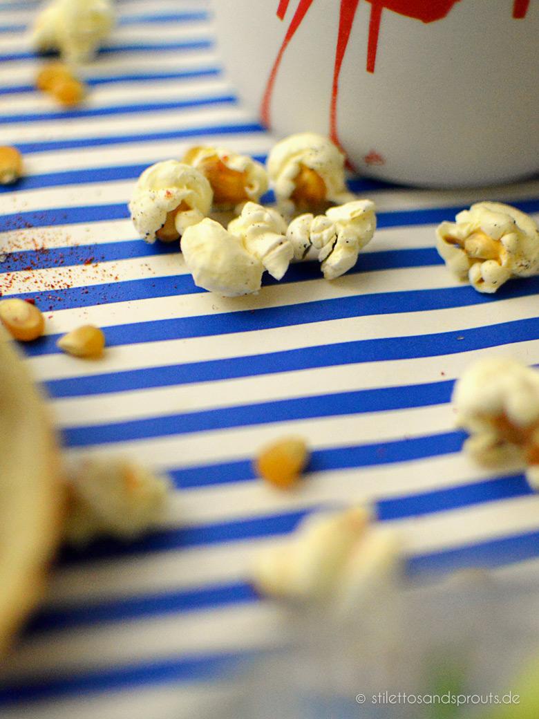 Popcorn-Suppe