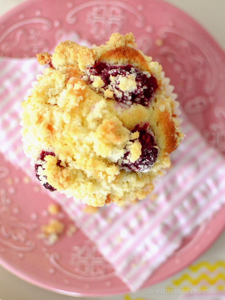 Himbeer-Streusel-Muffins