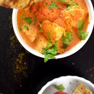 Schnelles Indisches Butter Chicken