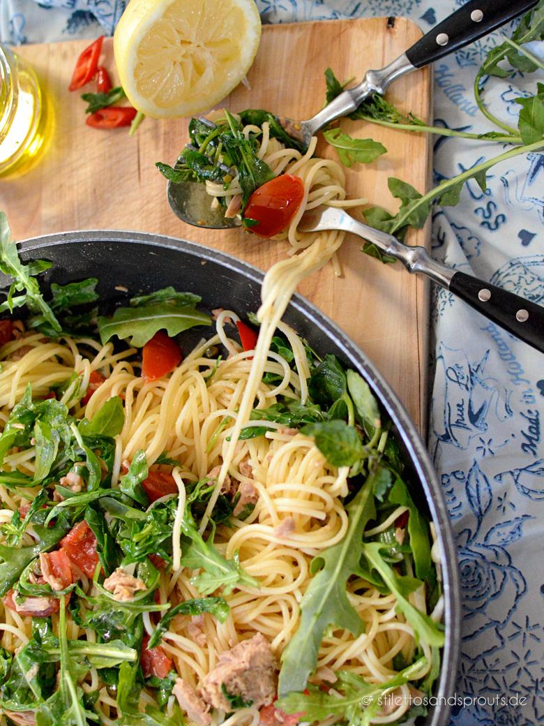 Jamie Oliver Tuna Pasta