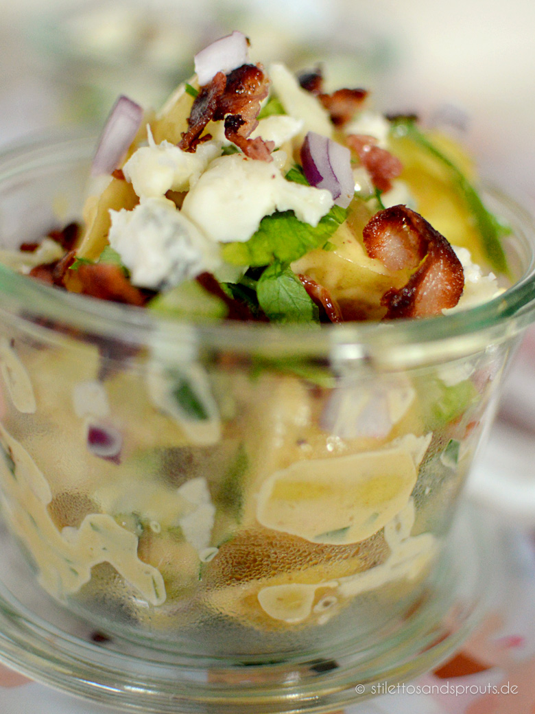 BBQ Bacon Potato Salad