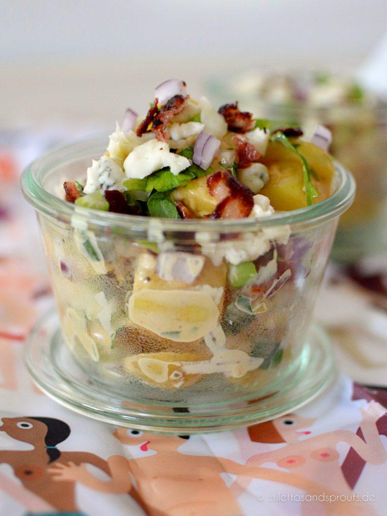 BBQ Bacon Potato Salad