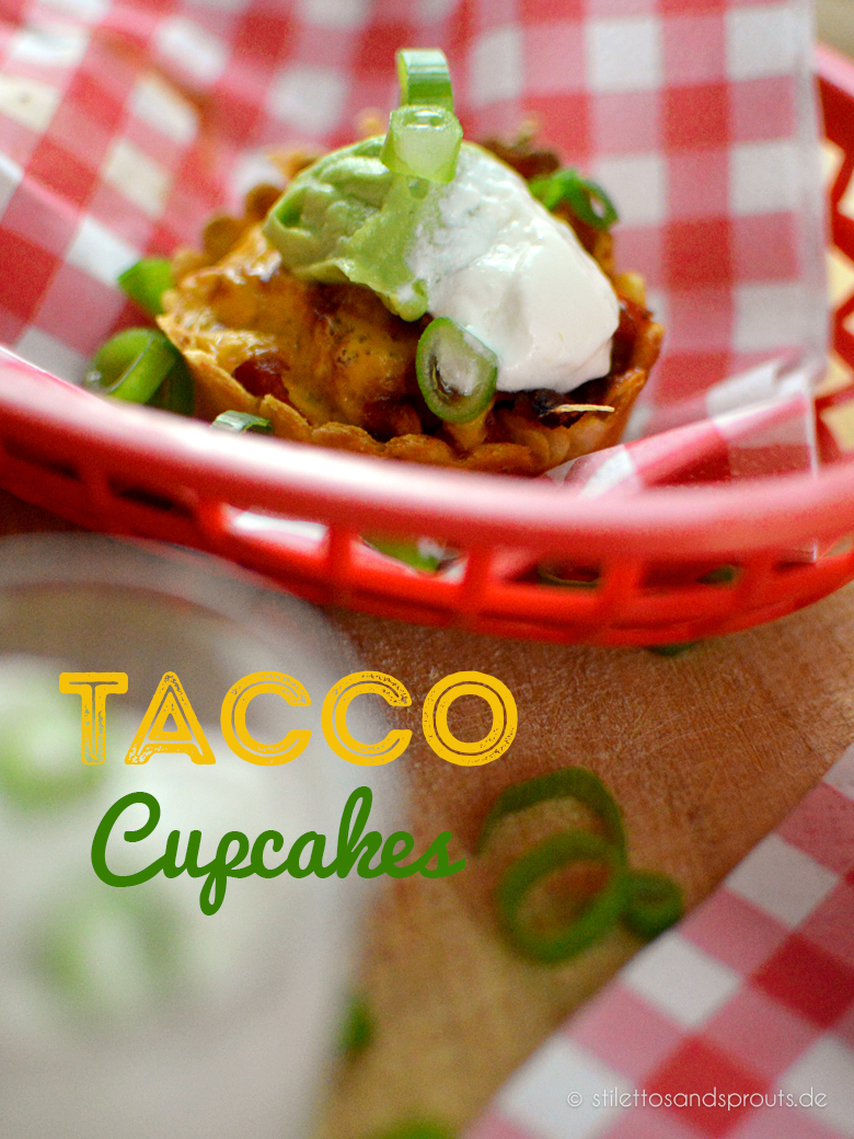 Tacco Cupcakes