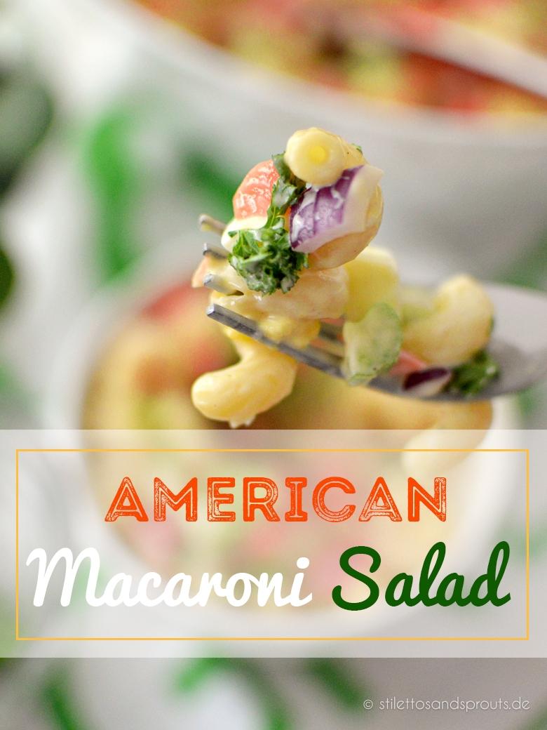 American Macaroni Salad