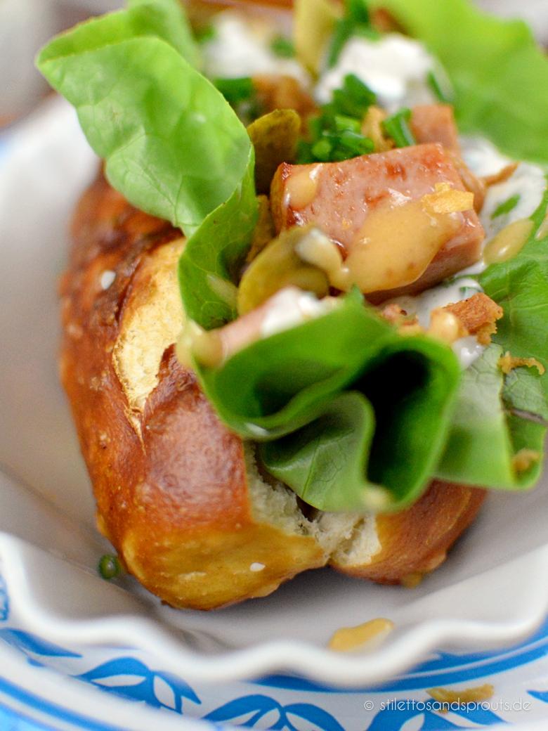 Bayrische Hot Dogs