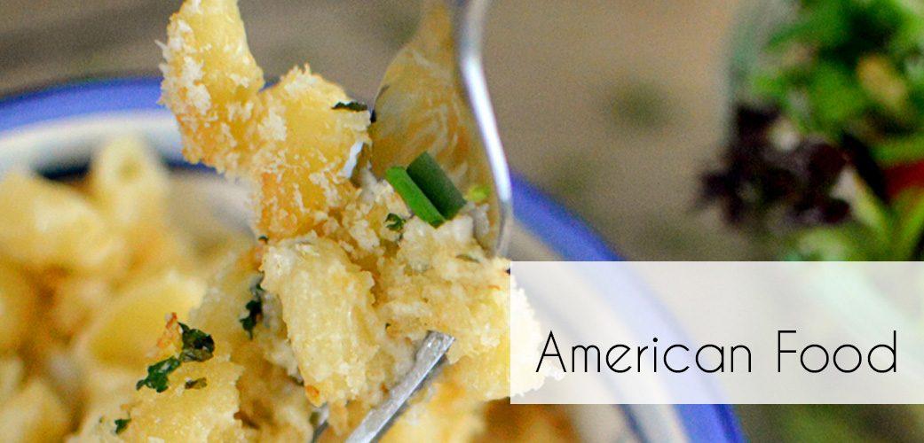 Amerikanische Rezepte