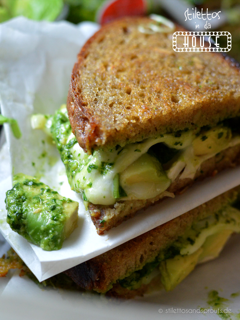 Grilled Chese Sandwich