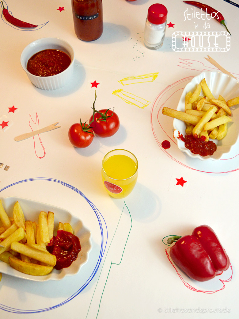 Ketchup-Party