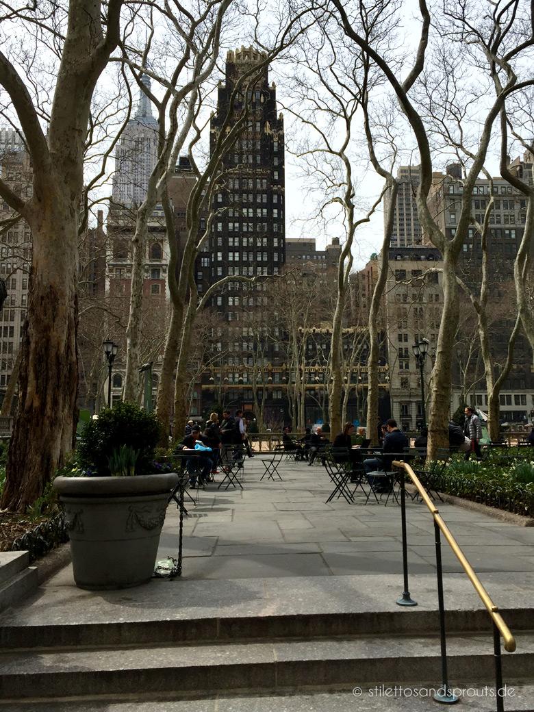 New York – travel & food