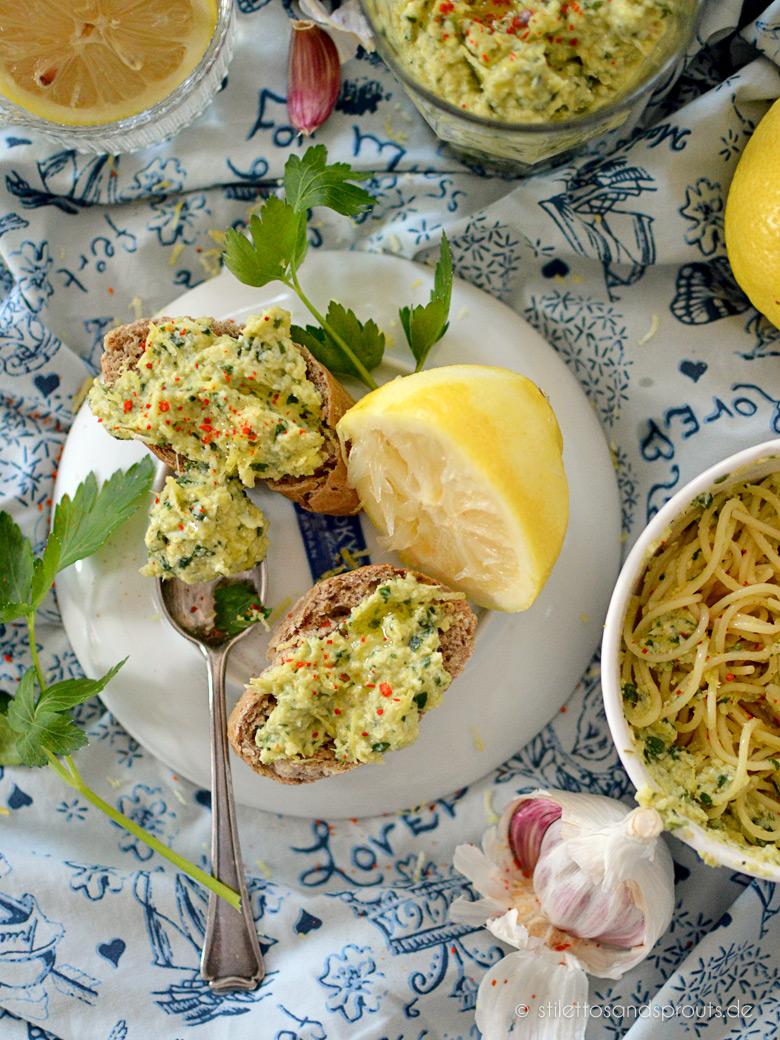 Lemon Artischocken Pesto