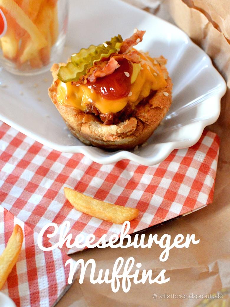 Cheeseburger Muffins