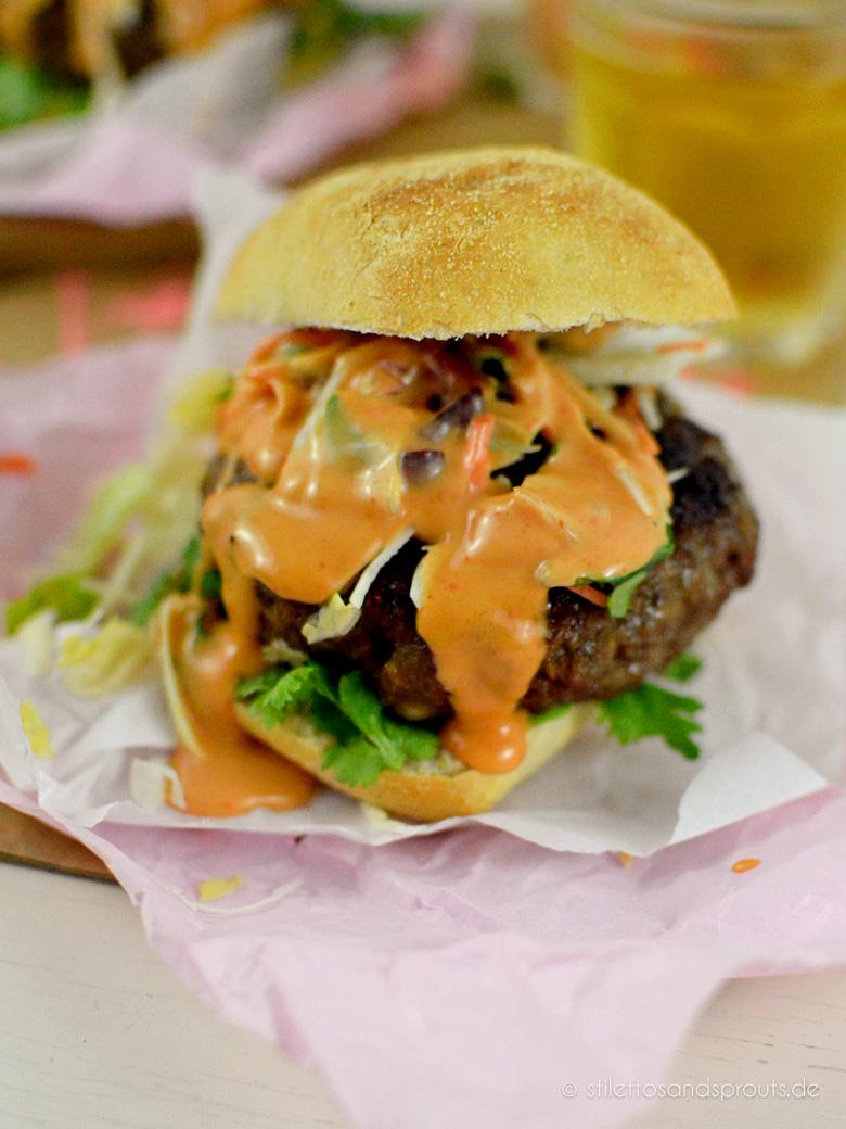 Asia Burger