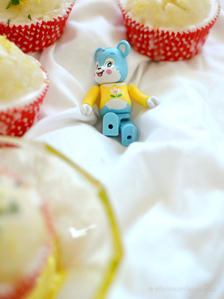 Zitronen-Joghurt-Muffins