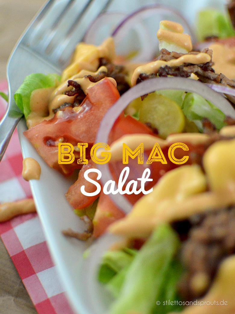 Big Mac Salat