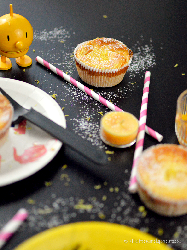 Käsekuchen Muffins