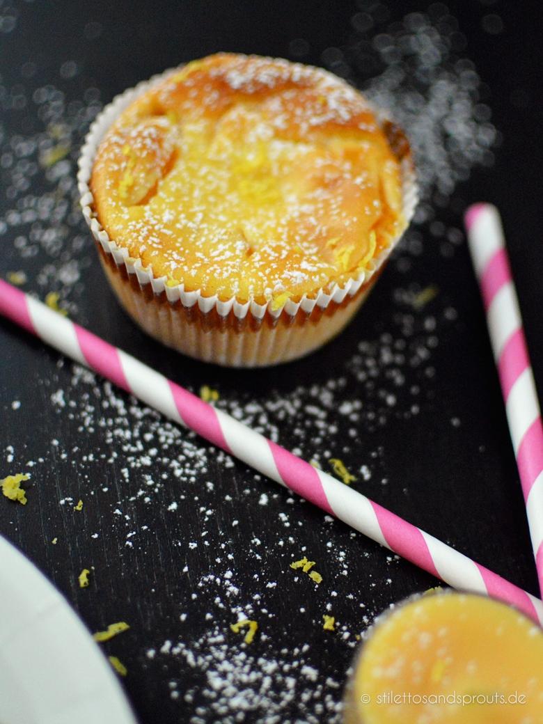 Kasekuchen Muffins Stilettos Sprouts