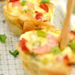 Shrimp-Mini-Quiches