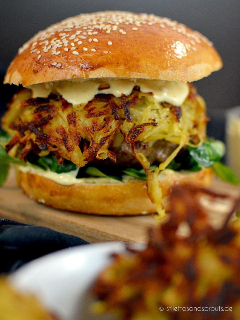 Rösti Burger