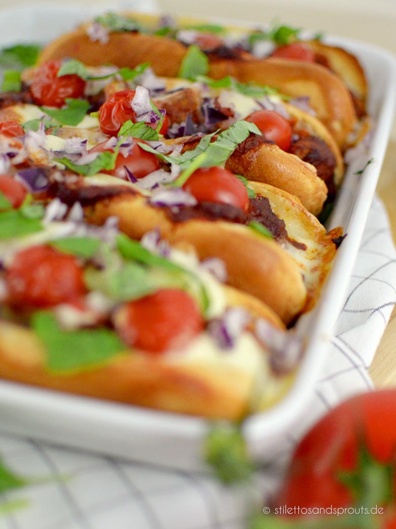 Italian Style Hot Dogs