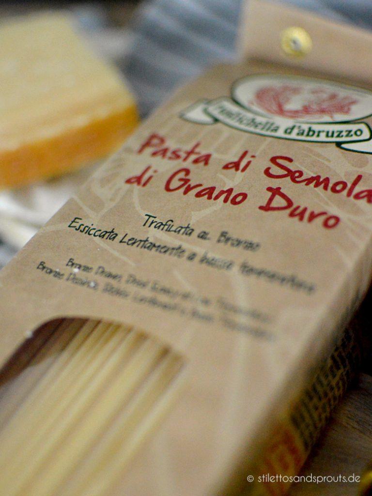 Traditionell hergestellte Pasta sorgt für ein besonderes Geschmackserlebnis