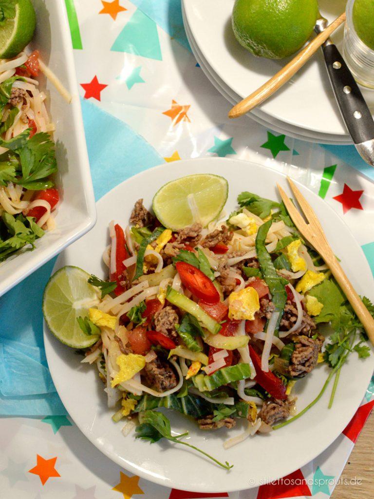 Dieser Salat macht satt und ist dabei super gesund