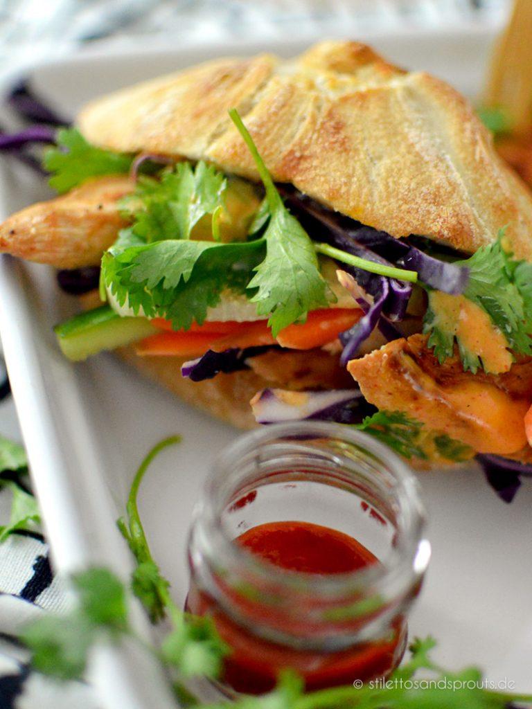 Gesundes Streetfood: Banh Mi