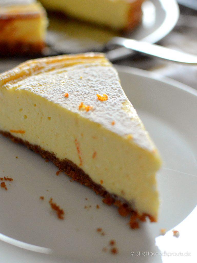 Cheesecake Italian Style