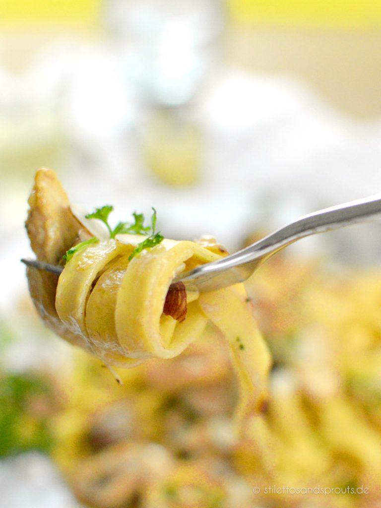 Dijon Chicken Pasta