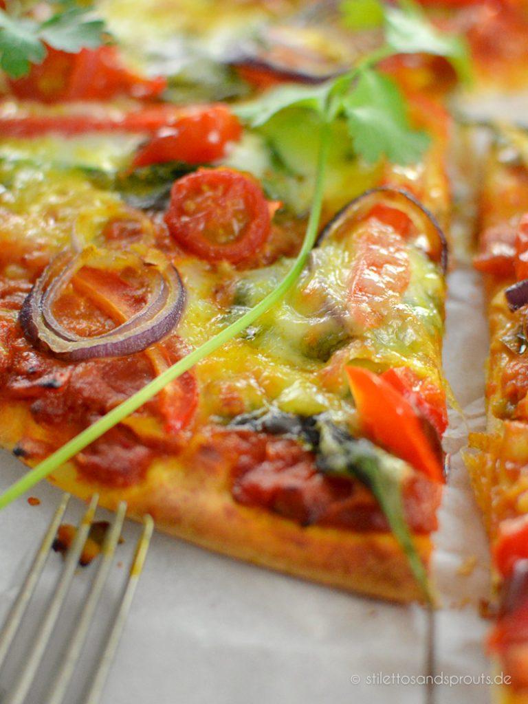 Pizza Tikka Masala