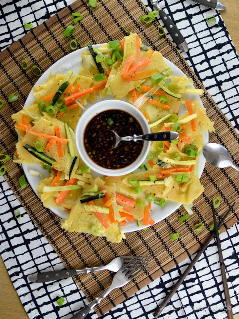 Korean Pancakea