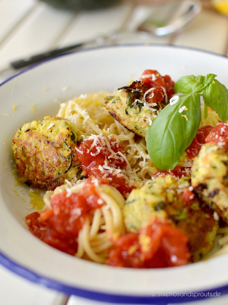 Veggie Zucchini Balls