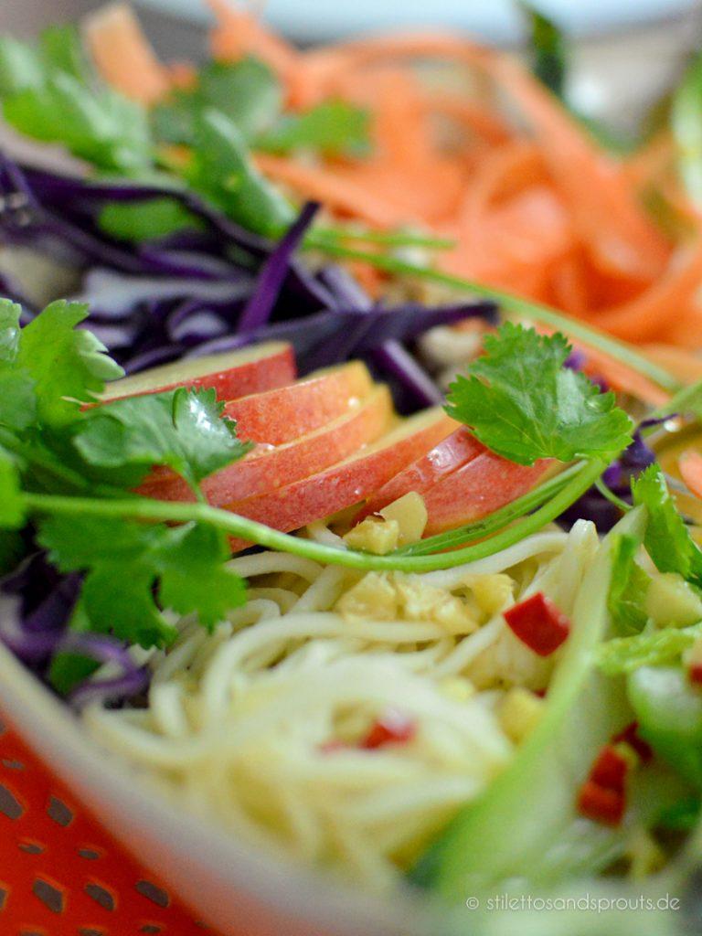 Gemüse thailändisch